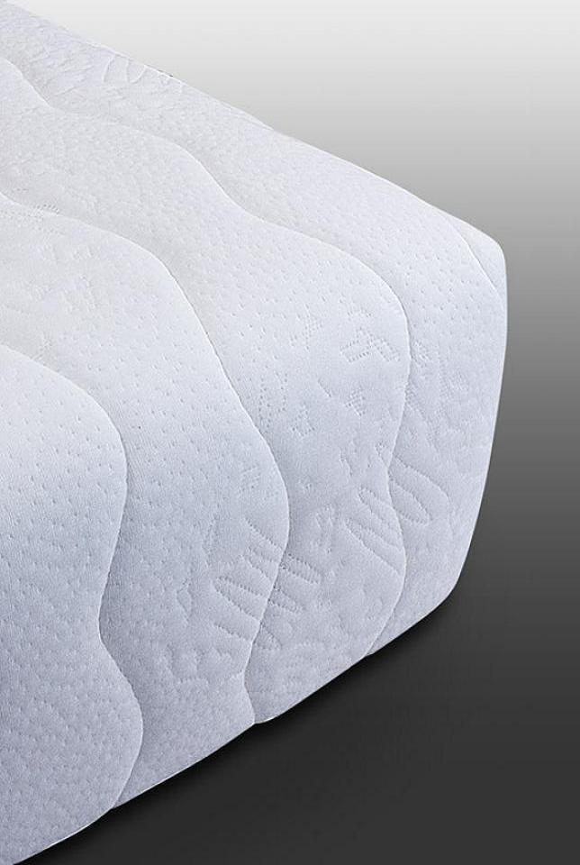 matelas 160x190 cms 180x200 cms viscotex mousse a memoire de forme blue latex ebay. Black Bedroom Furniture Sets. Home Design Ideas