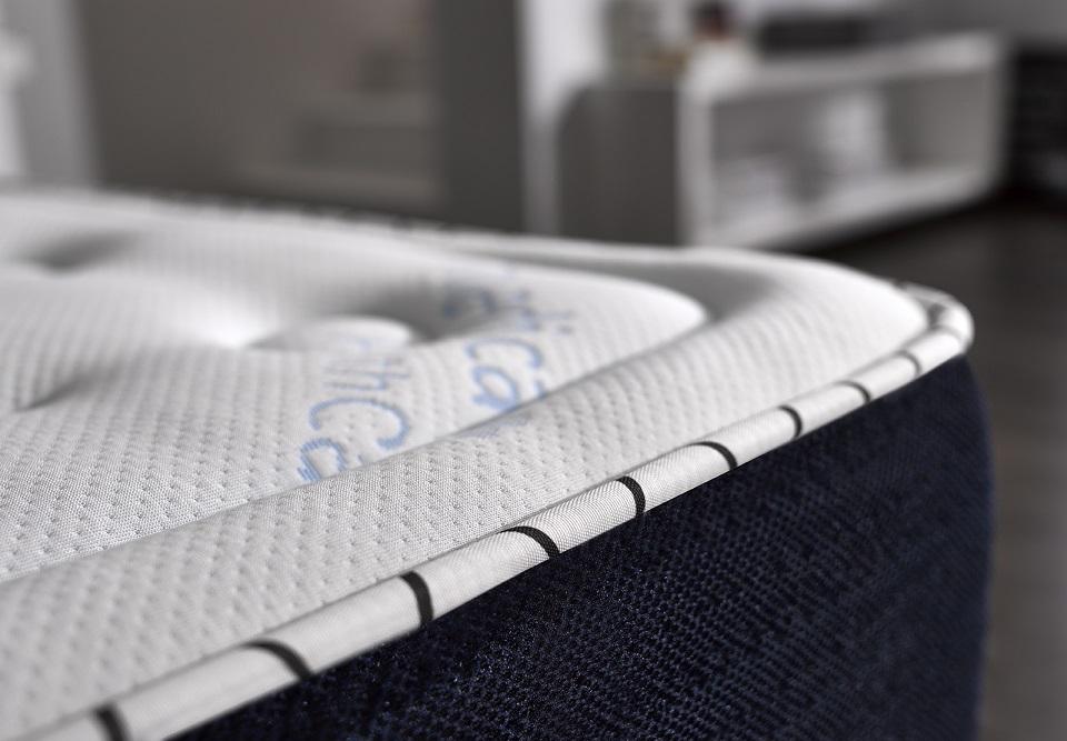literie matelas 80 90x190 200 memoire de forme aquapur latex visco gel fresh. Black Bedroom Furniture Sets. Home Design Ideas